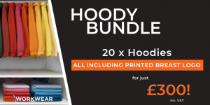 Hoody Bundle - 20 Items